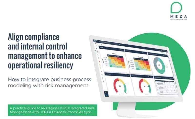 Align compliance and internal control to enhance operational resiliency