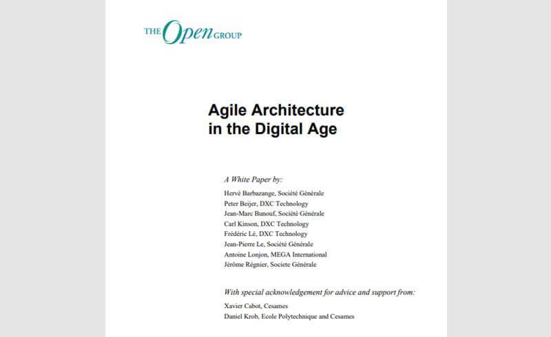 Agile Enterprise Architecture in the Digital Age