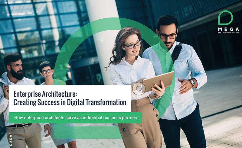 Enterprise Architecture: Creating Success in Digital Transformation