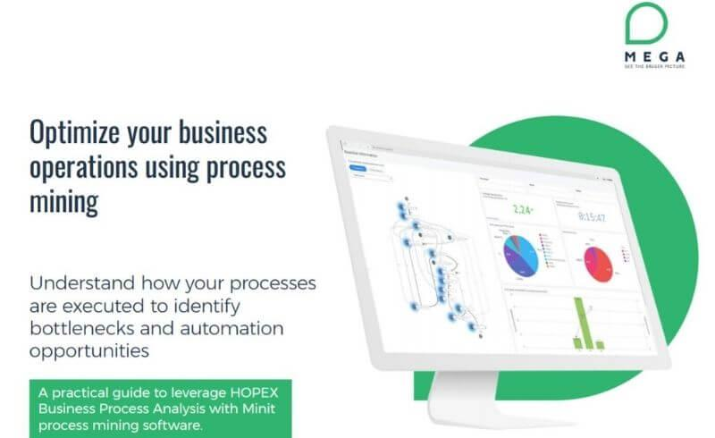 Optimize your business operations using process mining