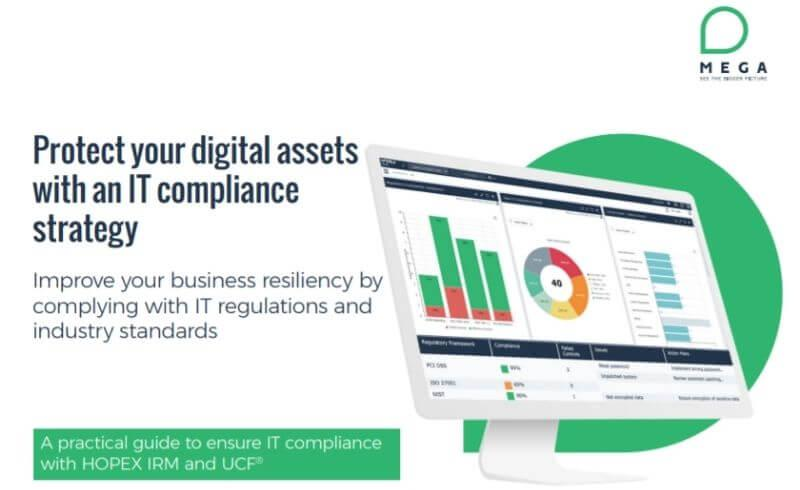 Protect your digital assets with an IT compliance strategy