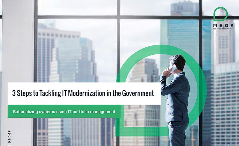 3 Steps to Tackling IT Modernization in the Government