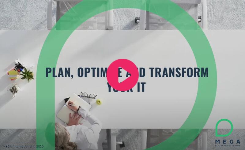 Plan, Optimize and Transform your IT with HOPEX ITBM