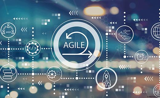 Enterprise Architecture enables Agile teams to go faster